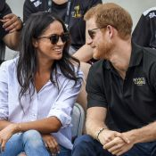 Prince Harry et Meghan Markle, in love et main dans la main aux Invictus Games