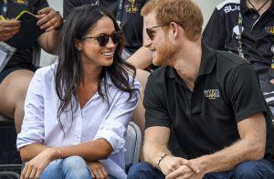 Prince Harry et Meghan Markle, in love et main dans la main aux Invictus Games