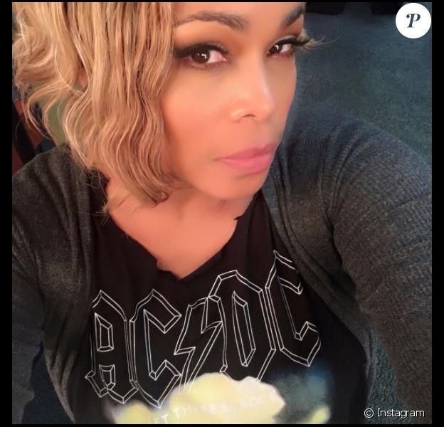 Tionne Watkins du groupe TLC sur une photo publiée sur Instagram le 2 septembre 2017