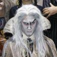 """La troupe de la famille Addams - Première de la comédie musicale """"La Famille Addams"""" au théâtre Palace à Paris le 27 septembre 2017. © Marc Ausset- Lacroix / Bestimage"""