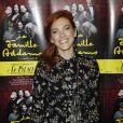 """Anaïs Delva - Première de la comédie musicale """"La Famille Addams"""" au théâtre Palace à Paris le 27 septembre 2017. © Marc Ausset- Lacroix / Bestimage"""