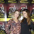 """Jade Geropp, Denitsa Ikonomova - Première de la comédie musicale """"La Famille Addams"""" au théâtre Palace à Paris le 27 septembre 2017. © Marc Ausset- Lacroix / Bestimage"""