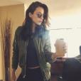 """""""Jade LeBoeuf a publié une photo d'elle sur sa page Instagram en février 2017"""""""