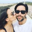 """""""Stephane Rodrigues de Secret Story 8 est en couple avec Jade Leboeuf - Photo publiée sur Instagram en 2016"""""""