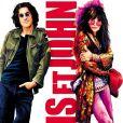 """Affiche du film """"Janis et John"""", avec François Cluzet et Marie Trintignant. Réalisé par Samuel Benchetrit et sorti en octobre 2003."""