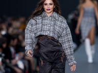 Cheryl Cole, Thylane Blondeau : Sublimes mannequins sur les Champs-Élysées