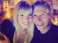 Nagui amoureux de Mélanie Page : Le couple tout sourire sur les Champs-Élysées