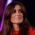 "Jenifer dans ""The Voice Kids 4"" sur TF1 le 16 septembre 2017."