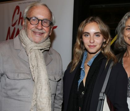 """Patrice Laffont : Sa fille Mathilde, talent chez Dior qui """"rêve"""" d'être actrice"""
