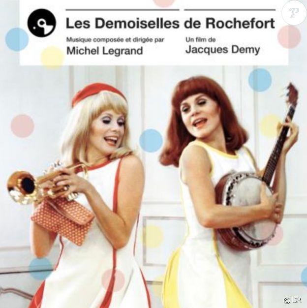 Les Demoiselles de Rochefort, de Michel Legrand, coffret 5 CD, inclus un livret de 40 pages - sortie le 15 septembre 2017.