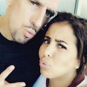 Franck Ribéry in love pour l'anniversaire de sa femme Wahiba