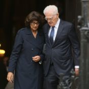 Obsèques d'Anne Wiazemsky : Lionel Jospin et son épouse Sylviane Agacinski unis
