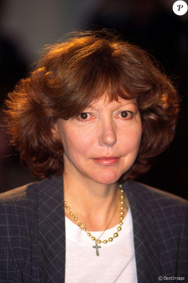 Anne Wiazemsky en 1996