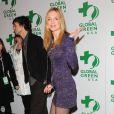 La jolie Heather Graham, très amoureuse de son homme Yavin Raz à la soirée pré-Oscars ! 19/02/09