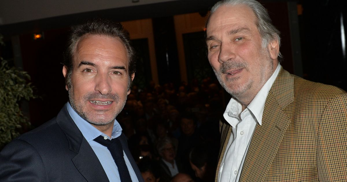 Jean dujardin parrain de l 39 exposition et laurent ventura for Dujardin saint cloud