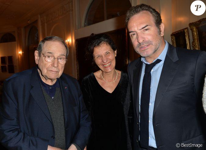 Jean dujardin parrain de l 39 exposition et robert hossein for Dujardin saint cloud