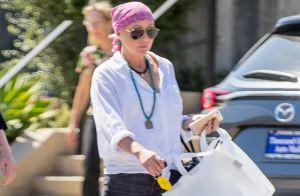Shannen Doherty perdant ses cheveux : Photo poignante à l'époque du cancer