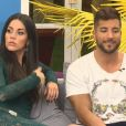 "Laura et Alain - ""Secret Story 11"", vendredi 13 octobre 2017, NT1"