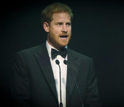Prince Harry, fier de l'héritage de Lady Diana, sacrée par la communauté LGBT