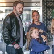 Ben Affleck : Loin du scandale, réuni avec Jennifer Garner et ses filles