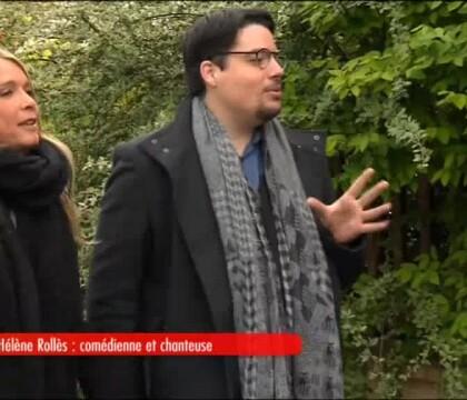 """Hélène Rollès : Son apparition surprise dans """"Chasseurs d'appart"""" !"""