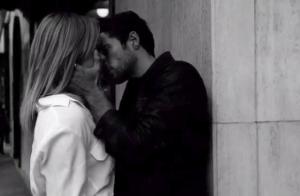Caroline Receveur: Baiser en pleine rue avec Hugo, le couple se dévoile en vidéo