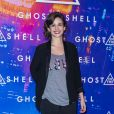"""Lucie Lucas à l'avant-première du film """"Ghost in the Shell"""" au Grand Rex à Paris, le 21 mars 2017. © Olivier Borde/Bestimage"""
