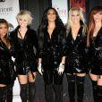 Jessica Sutta, Ashley Roberts, Nicole Scherzinger, Kimberly Wyatt et Melody Thornton - Les Pussycat Dolls à Los Angeles en novembre 2008