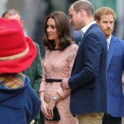 Kate Middleton, enceinte, et William confirment l'arrivée prochaine de bébé