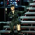 Rihanna, une vraie show-woman... qui n'a pas froid aux yeux !