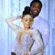 Mariage de Gucci Mane (Radric Davis) et Keyshia Ka'oir. Miami, le 17 octobre 2017.