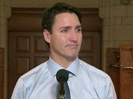 Justin Trudeau en larmes pour la mort du rockeur Gord Downie, son ami