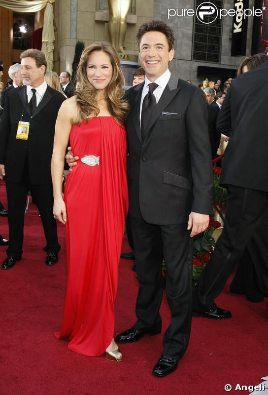 Robert Downey Jr. couple
