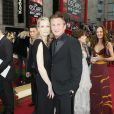 Collé-serré pour Sean Penne et Robin Wright. Robin est en couple avec l'Oscar du meilleur acteur ! Un honneur !