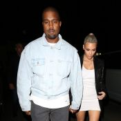 Kim Kardashian : Tenue sexy et gâteau flamboyant pour ses 37 ans