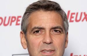 George Clooney, grand absent des Oscars... était à la Maison Blanche avec Barack Obama !