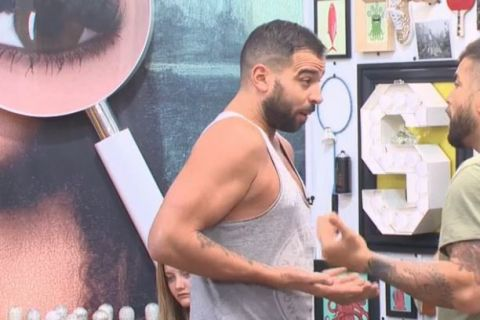 Secret Story 11 : Noré sanctionné après sa violente altercation, Benjamin nominé