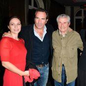 Jean Dujardin, sa compagne Nathalie Péchalat... Foule de stars pour Claude Lelouch
