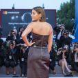 """Adèle Exarchopoulos à la première de """"Le Fidèle"""" au 74ème Festival International du Film de Venise (Mostra), le 8 septembre 2017. © Future-Image via Zuma Press/Bestimage"""