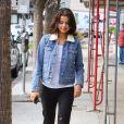 """""""Selena Gomez se rend chez Alfred Coffee dans le quartier de Studio City à Los Angeles, Californie, Etats-Unis, le 2 novembre 2017."""""""