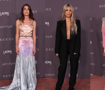 Charlotte Casiraghi, Kim Kardashian... : Radieuses devant Leonardo DiCaprio