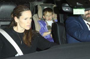 Jennifer Garner et la passion de son fils Samuel (5 ans) pour les