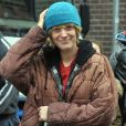"""Blake Lively sur le tournage du film """"The Rhythm Section"""" à Dublin, le 6 novembre 2017"""