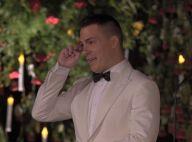 Colton Haynes : En larmes à son mariage, une vidéo émouvante...