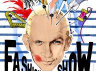 Jean Paul Gaultier : Ses souvenirs et ses muses pour sa revue Fashion Freak Show