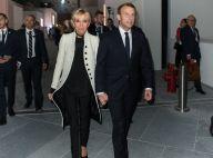 Brigitte Macron : Ravissante au bras d'Emmanuel pour une virée culturelle