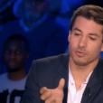 """""""On n'est pas couché, le 11 novembre 2017 sur France 2. Ici Jérémy Ferrari."""""""