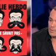"""""""On n'est pas couché, le 11 novembre 2017 sur France 2. Ici Yann Moix."""""""