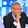 """""""On n'est pas couché, le 11 novembre 2017 sur France 2. Ici Laurent Ruquier."""""""