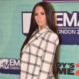 Demi Lovato à la soirée MTV Europe Music Awards au Arena Wembley à Londres, le 12 novembre 2017 © CPA/Bestimage